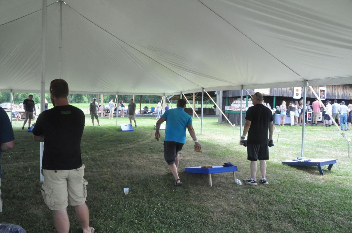 Cheers! Annual Wine and Beer Festival helps Towanda Rotary, Bradford County YMCA for fifth year