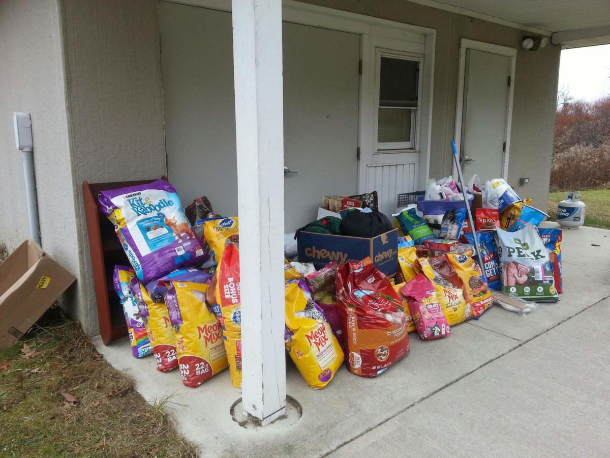 Big donation to help shelter pets