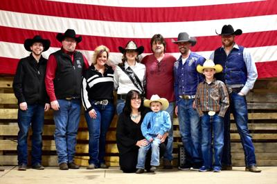 Benefit Held For Troy S Miss Rodeo Pa Local Regional