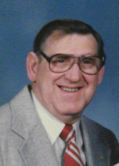 Paul J. 'Pop' Pringle, 85