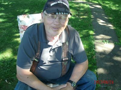 Robert R. (Bob) Brown, 80