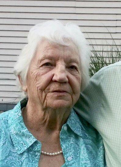 Marjorie Ellen (Morgan) Doud, 87
