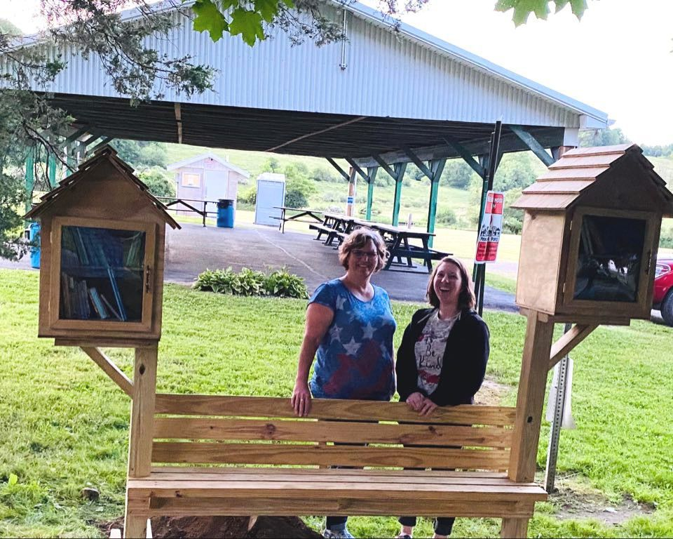 """""""Let's do it:"""" Little Free Library brings reading to Rome"""