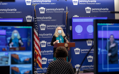 Pennsylvania discusses vaccine plan ahead of anticipated Pfizer, Moderna approvals