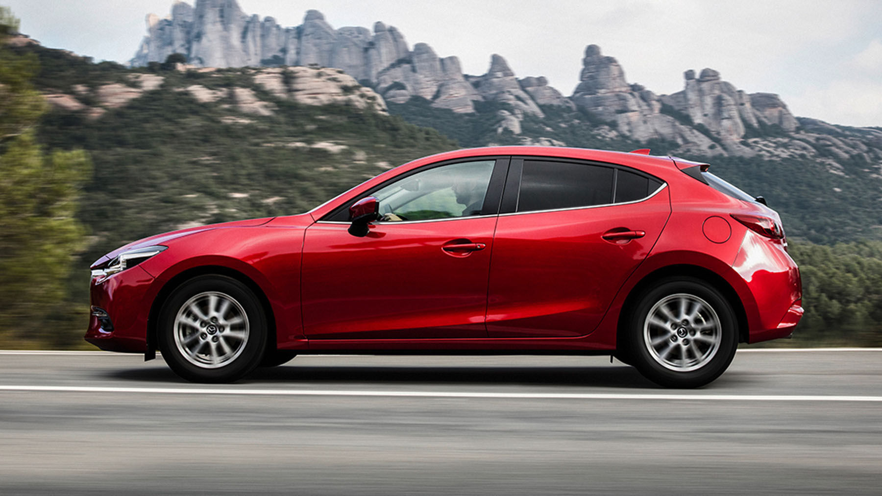 Mazda 3 Owners Manual: Taking Action