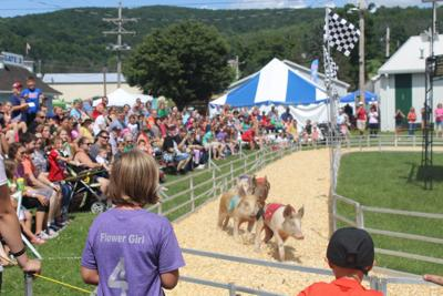 Community disappointed after loss of Bradford County's biggest event