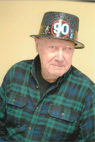 Frederick 'Fred' C. Sites, 90