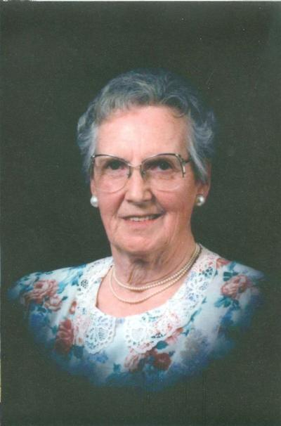 Evelyn P. Stone, 98