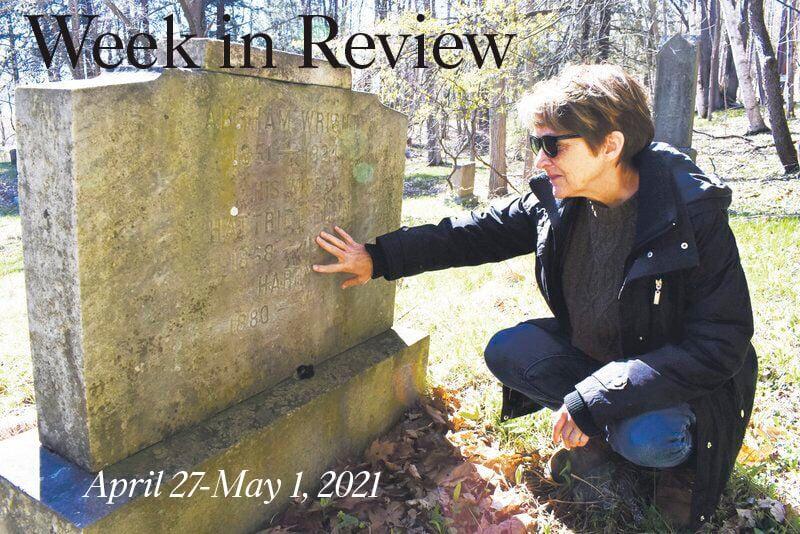 Week in Review:  April 27-May 1, 2021