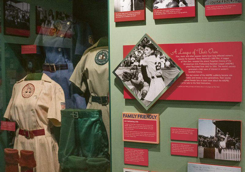 Women who inspired 'A League of Their Own' to speak at Hall of Fame Film Festival