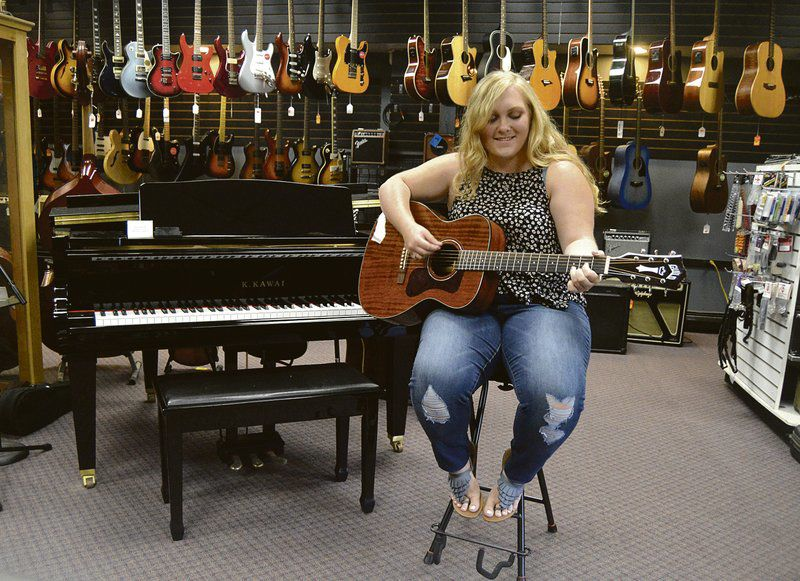 On the Bright Side: Local teen singer/songwriter to compete at Dollywood