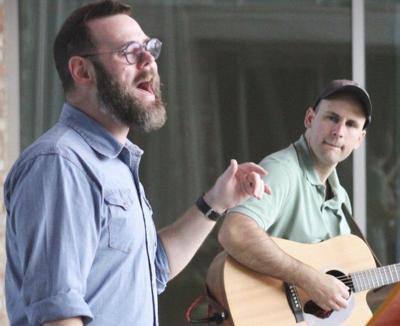 Singer Todd Tilghman's voice echoes far beyond Meridian