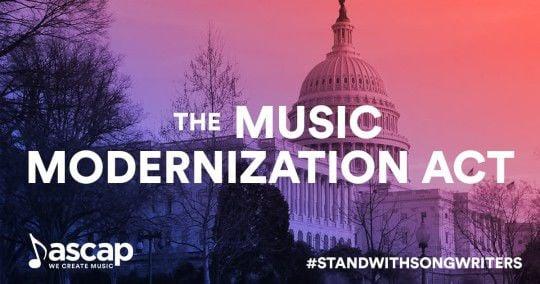 Music Modernization