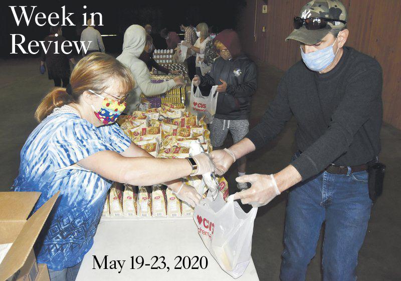 Week in Review: May 19-23, 2020