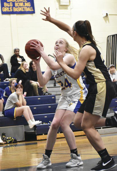 Oneonta girls defeat Windsor to get back on track