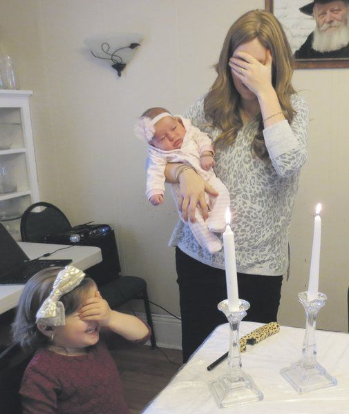 Jewish traditions growing in Oneonta