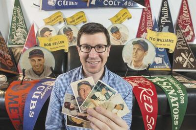 Oneonta cardcache valued at north of $125K