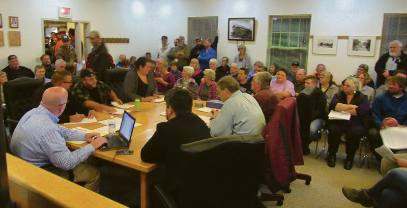 Hartwick residents rip proposed property law