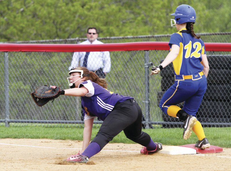 Schenevus wins first TVL softball title since 2012