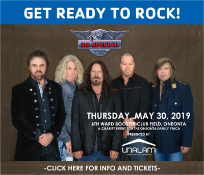 .38 Special to Play in Oneonta