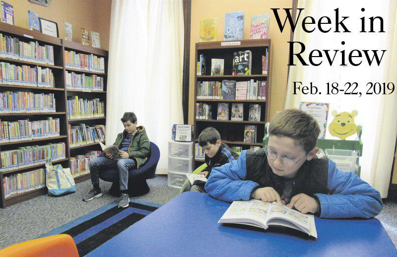 Week In Review Feb 18 22 2019 Local News Thedailystar