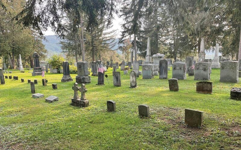 On the Bright Side: Graveyard visits offer insights into Otego history