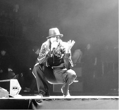Kid Rock TOC 2016