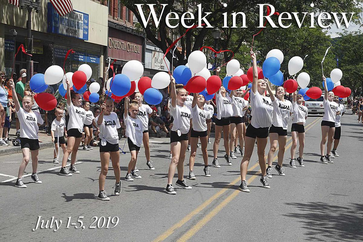 Week in Review: July 1-5, 2019
