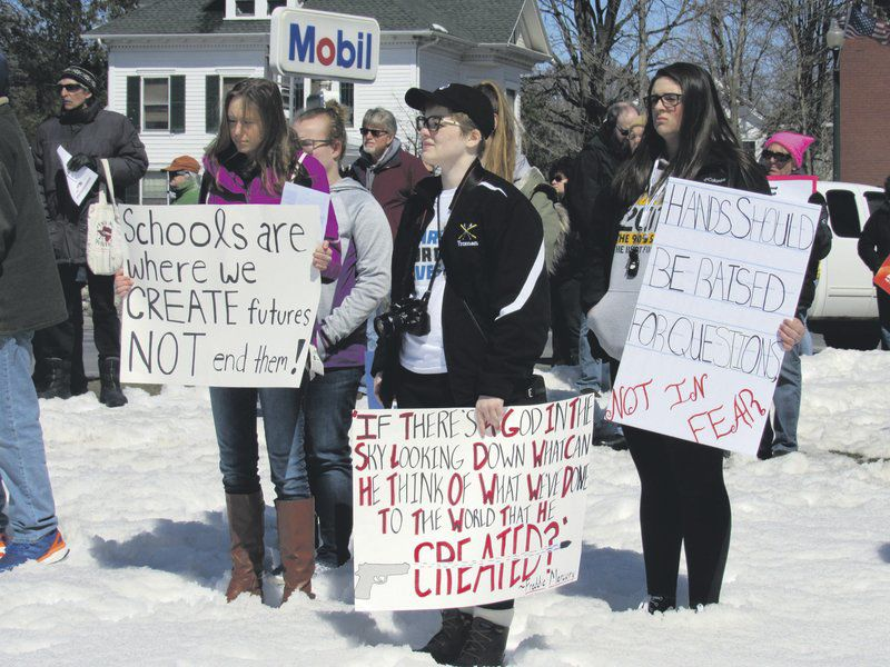 Protests, SROs, shake-ups shaped schools in 2018