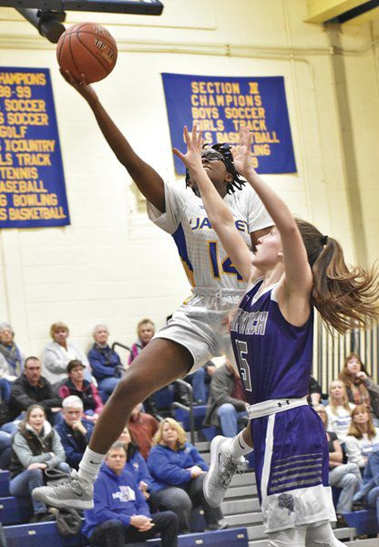 Oneonta girls fall short in section semifinal at home