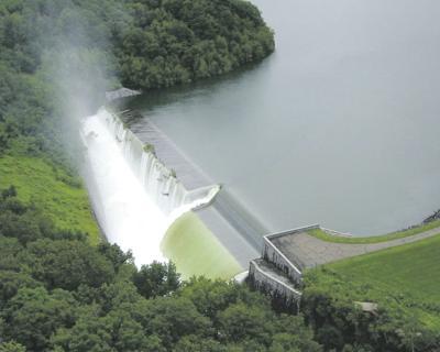 Cannonsville Reservoir dam