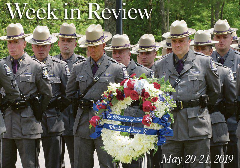 Week in Review: May 20-24, 2019