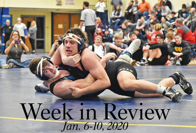 Week in Review: Jan. 6-10, 2020