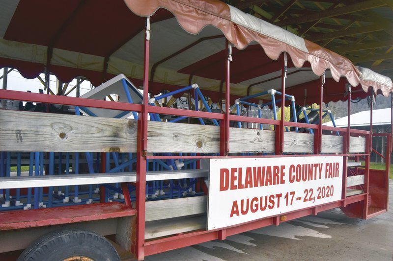 Pandemic puts county fairs in peril