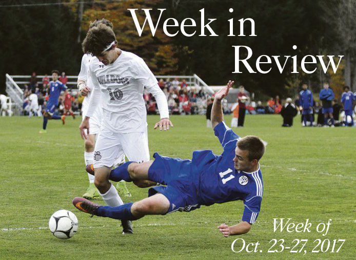 Week in Review: Oct  23-27, 2017 | Local News | thedailystar com