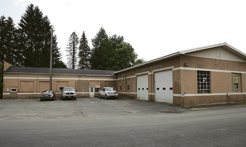 Town mulls eminent domain for waterlines