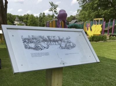 On the Bright Side: StoryWalk encourages kids to read on the go