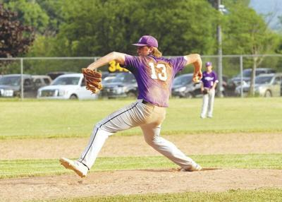 Milford's Thorsland no-hits Downsville