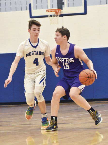 Morris boys hold off Sharon Springs to advance in TVL playoffs