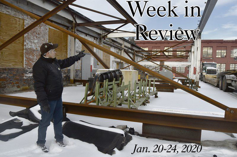 Week in Review: Jan. 20-24, 2020