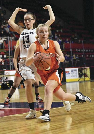 Watkins Glen stumps Cooperstown girls