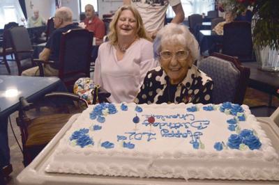 Oneonta resident celebrates 102nd birthday