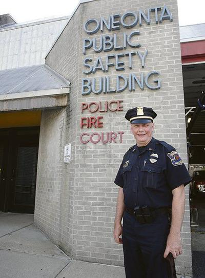 Oneonta native takes helm as OPD chief