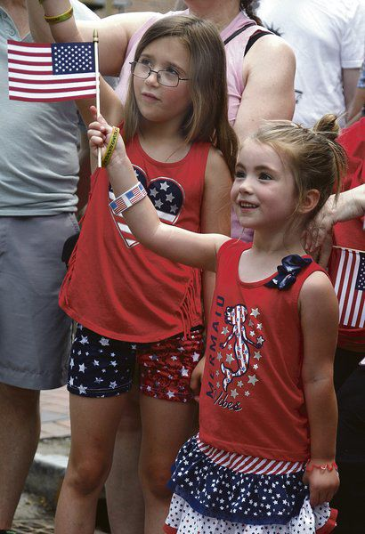 Hometown 4th Festival brings joy to Oneonta