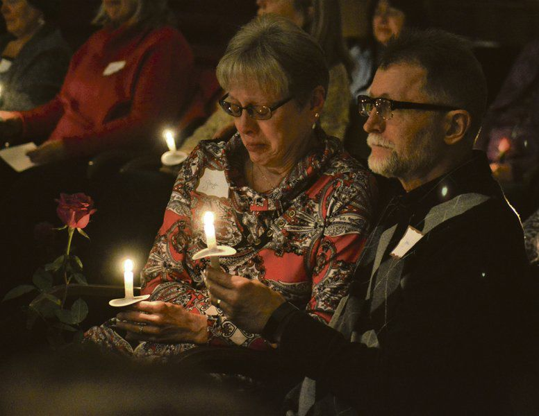 Loved ones remembered and celebrated