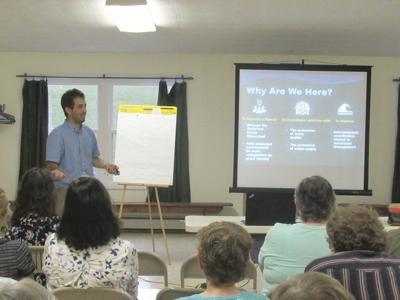 Talk focuses on Butternut Creek's future