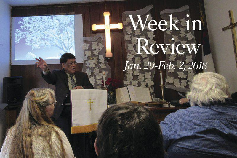 Week In Review Jan 29 To Feb 2 2018 Local News Thedailystar