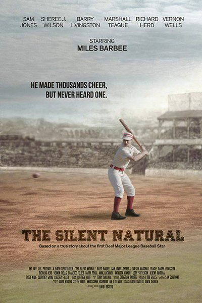Festival to feature story of deaf baseball standout