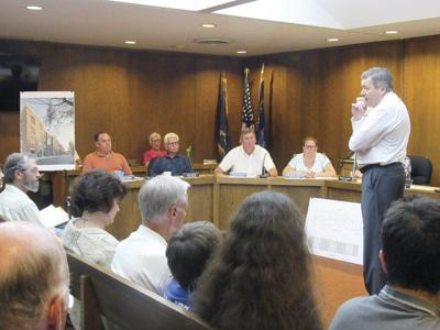 Common Council hears presentation on proposal for Dietz lot