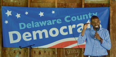 Delgado, Metzger headline barbecue for Delaware Dems